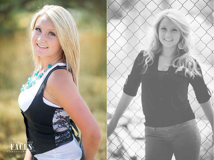 Senior Portraits Faces Photography