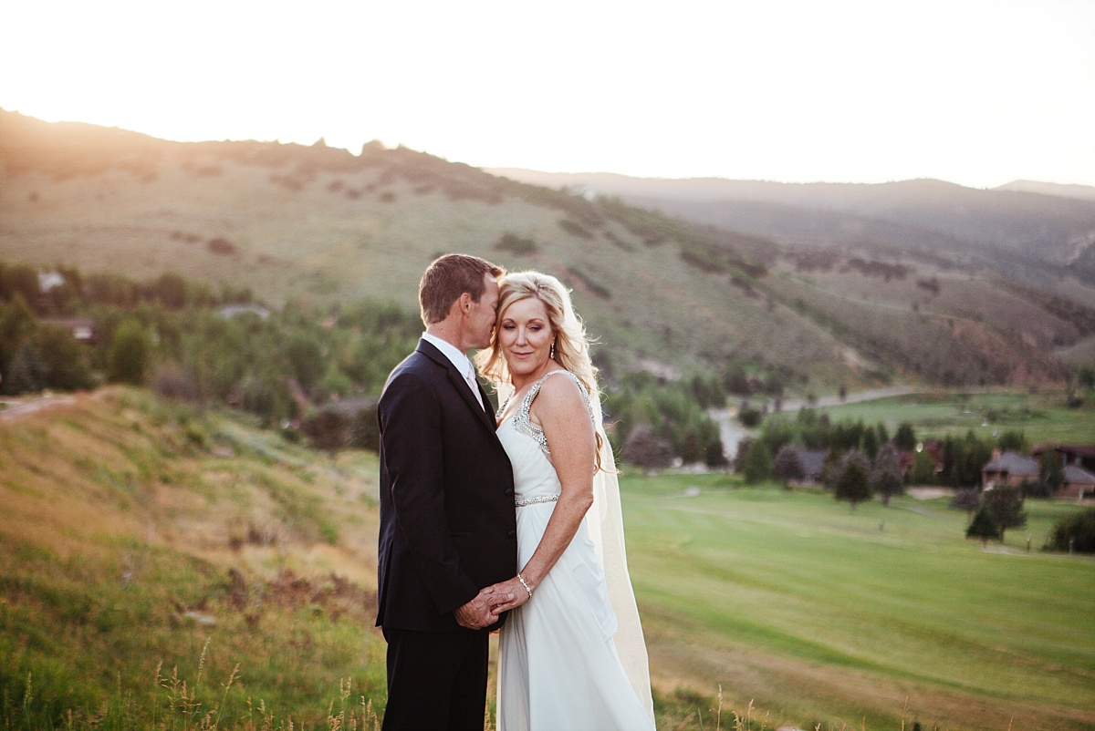 Jeremy Ranch Wedding Portraits