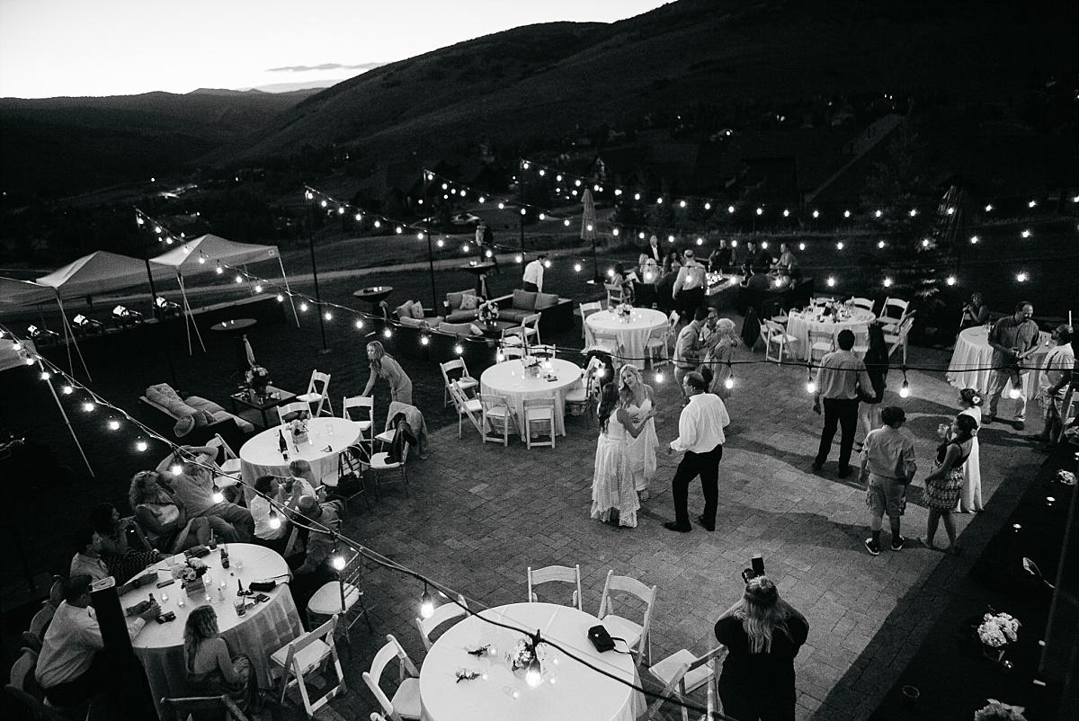 Jeremy Ranch Mountain Wedding Portraits