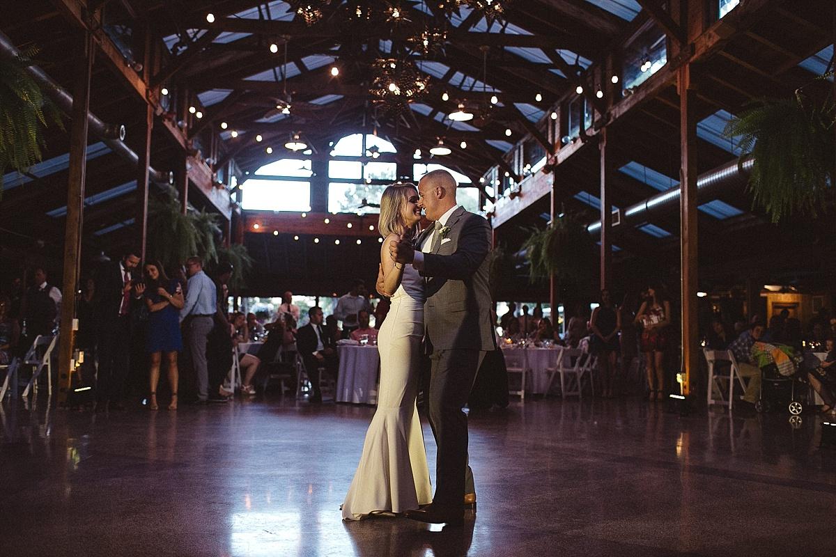 Wedding Dance at Kiana Lodge