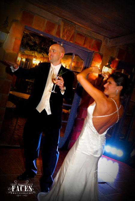La Caille Wedding Reception