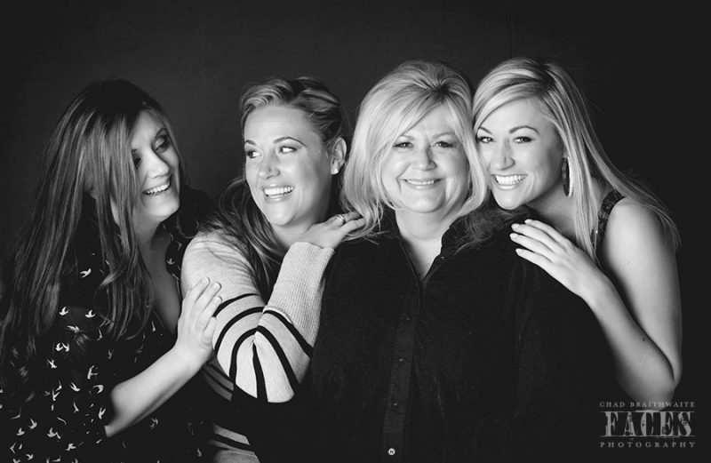 Mothers Day Faces Photography