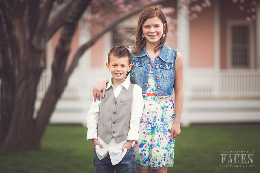 Easter Portraits - Faces Photography