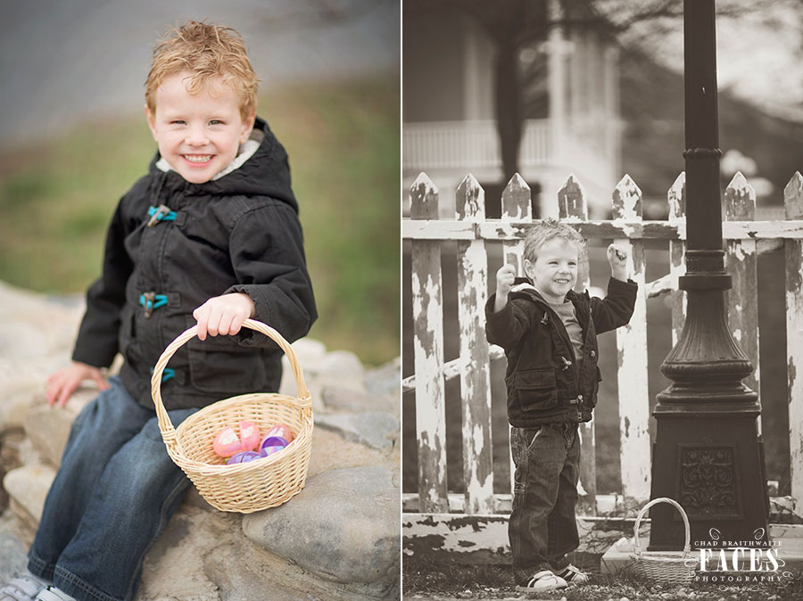 Faces Photography Easter Portraits