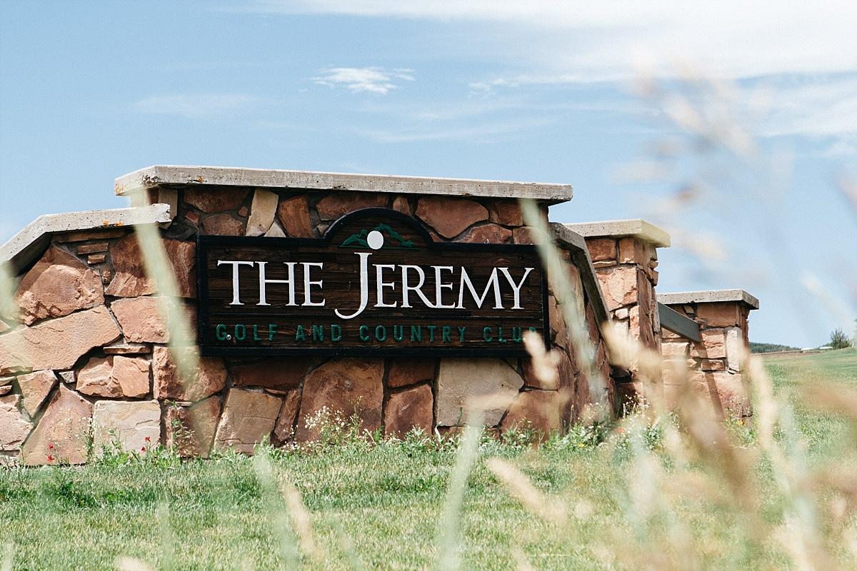 Jeremy Ranch Wedding