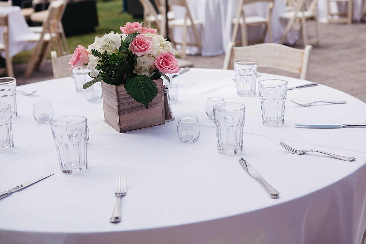Jeremy ranch wedding flowers