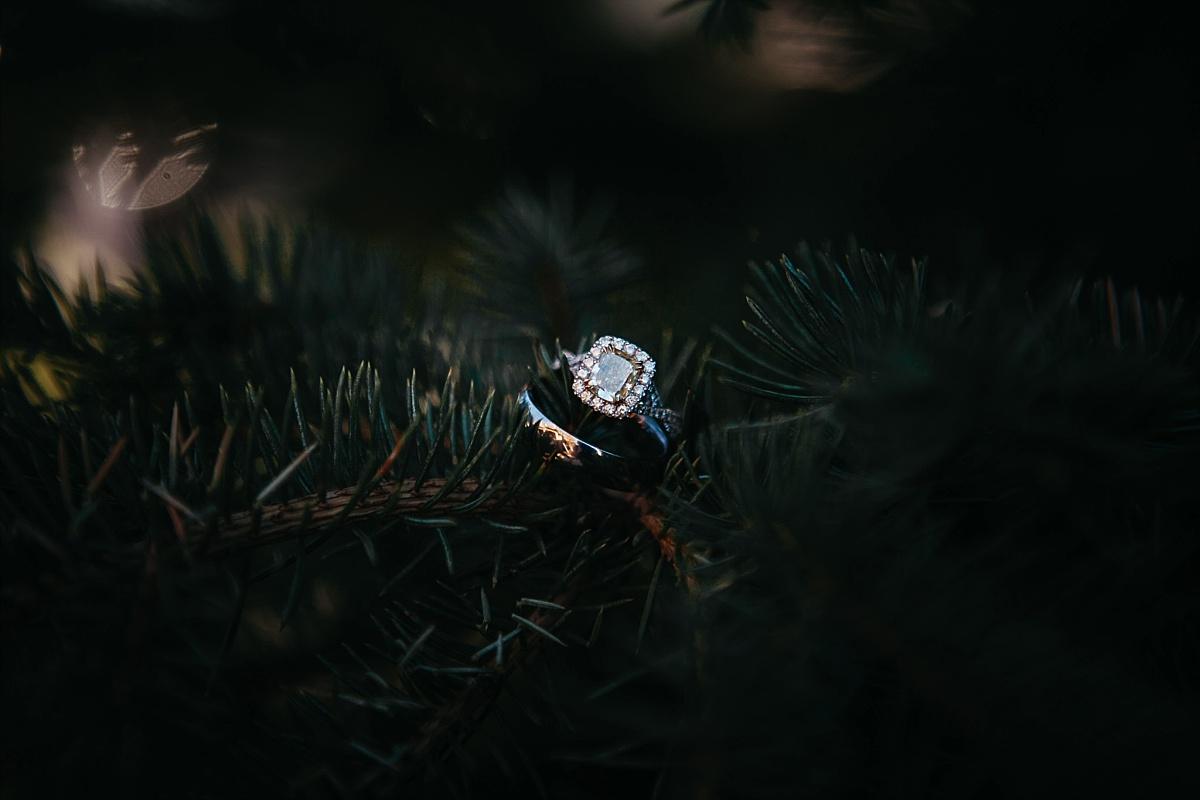 Jeremy Ranch Wedding Ring Shots