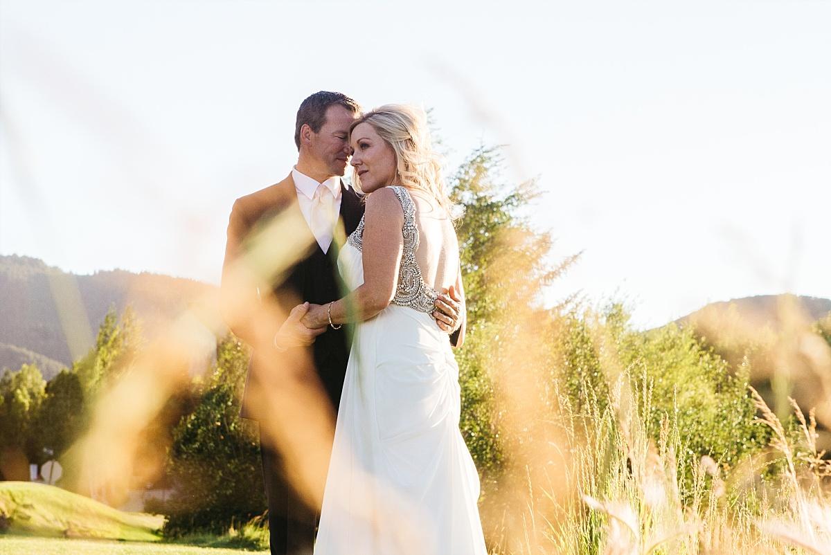 Jeremy Ranch Wedding Portraits