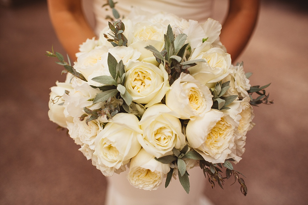 Bridal Bouquet at Kiana Lodge