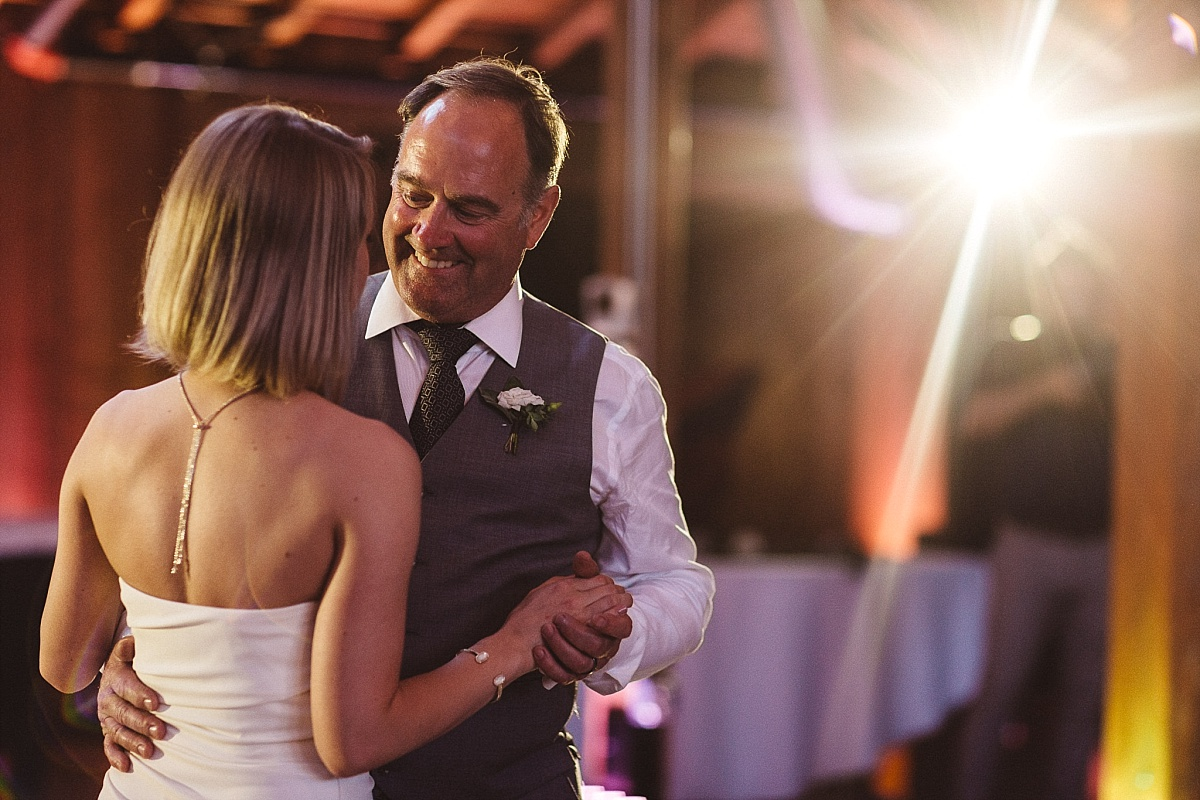 Father Daughter Dance at Kiana Lodge