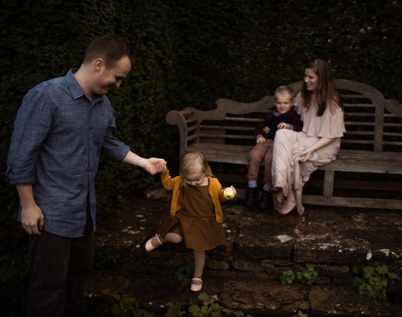 England Candid Family Portraits