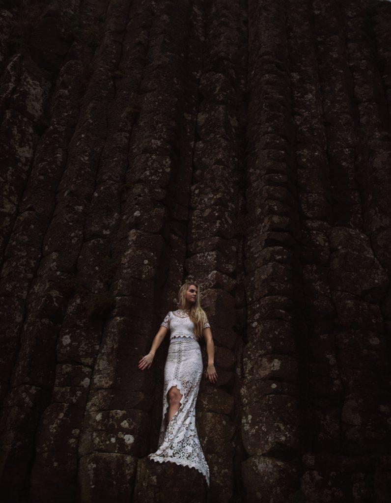 Giant's Causeway Northern Ireland Elopement