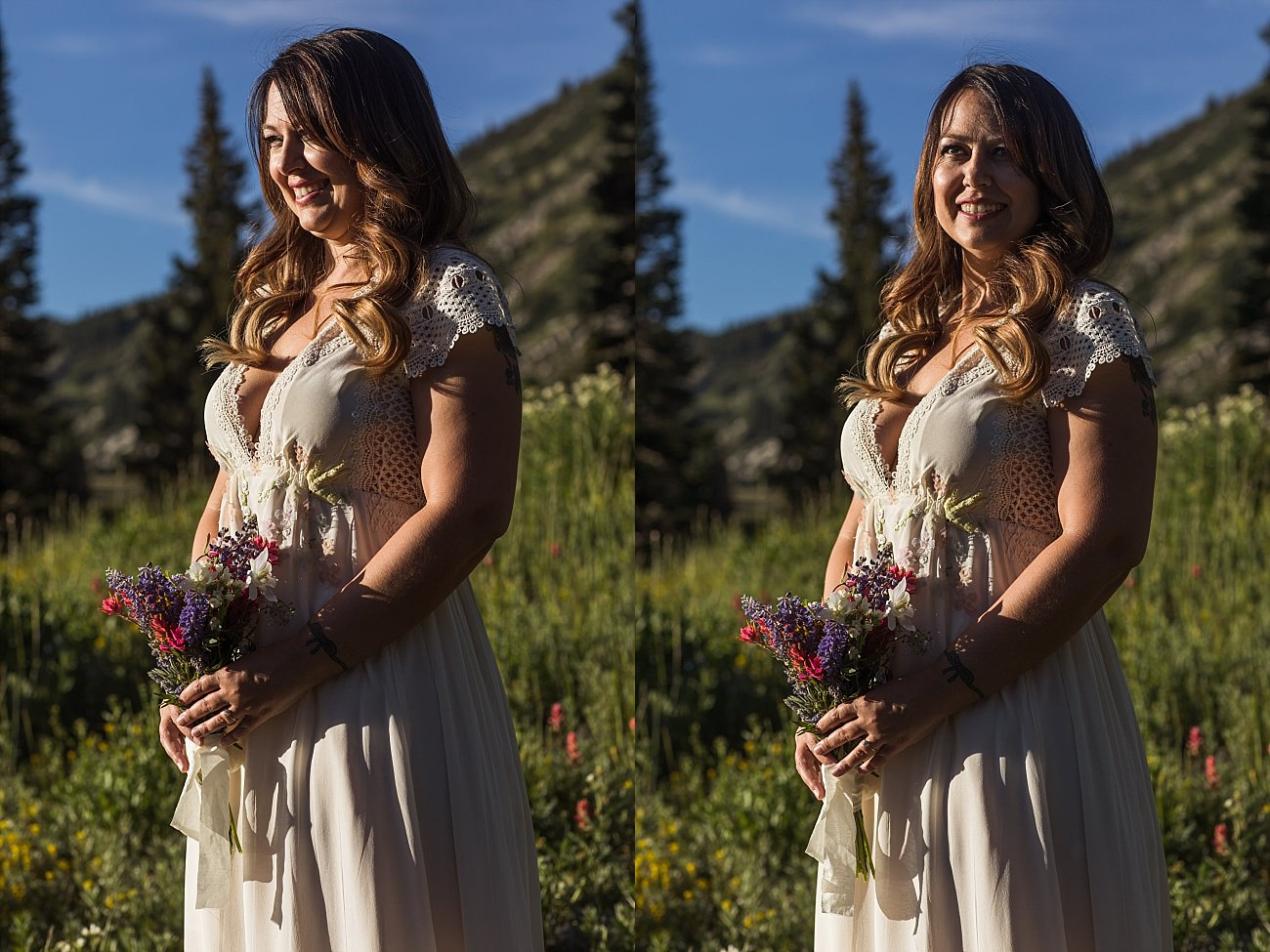 Albion Basin Wedding Elopement
