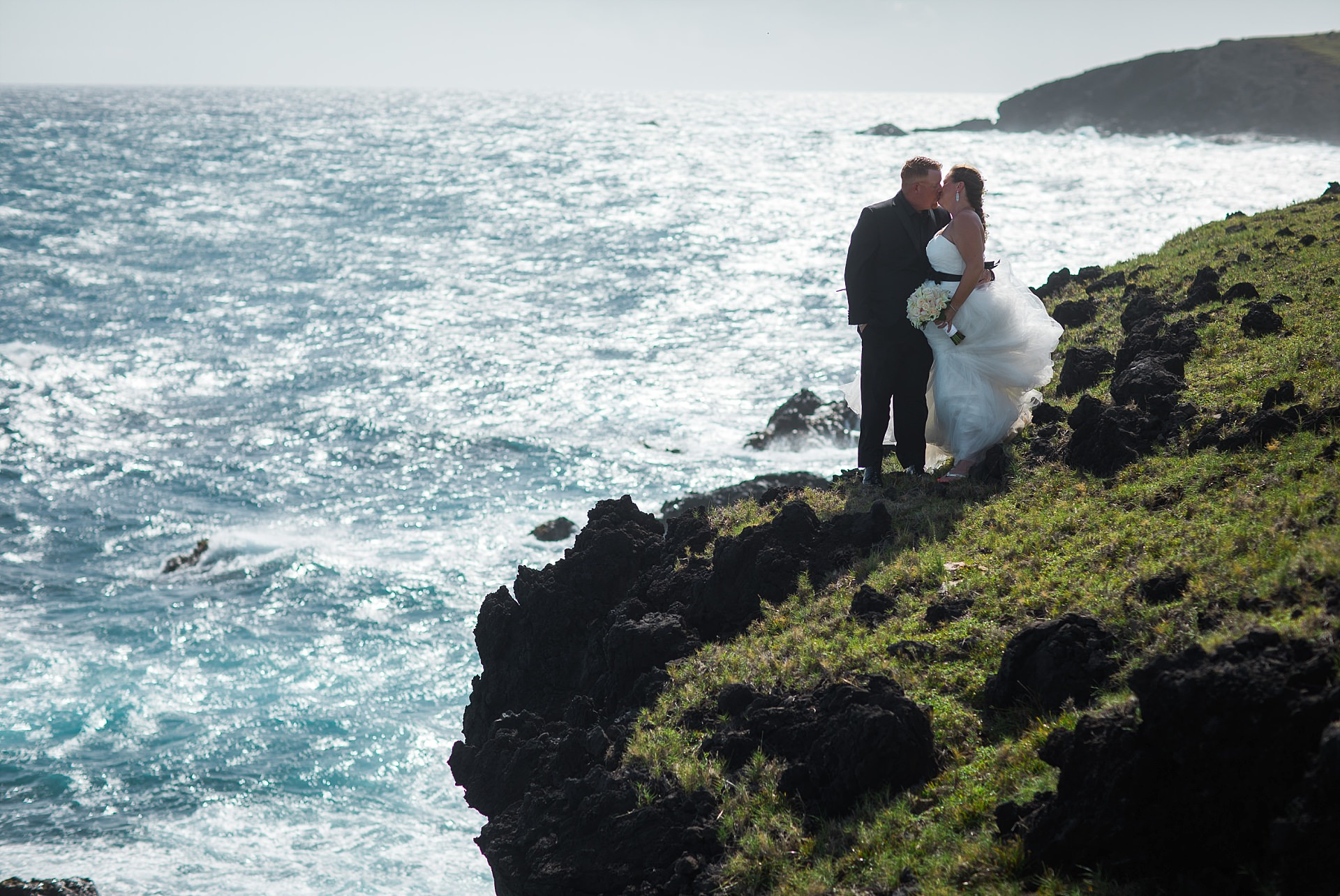 Maui Wedding Beach Portraits