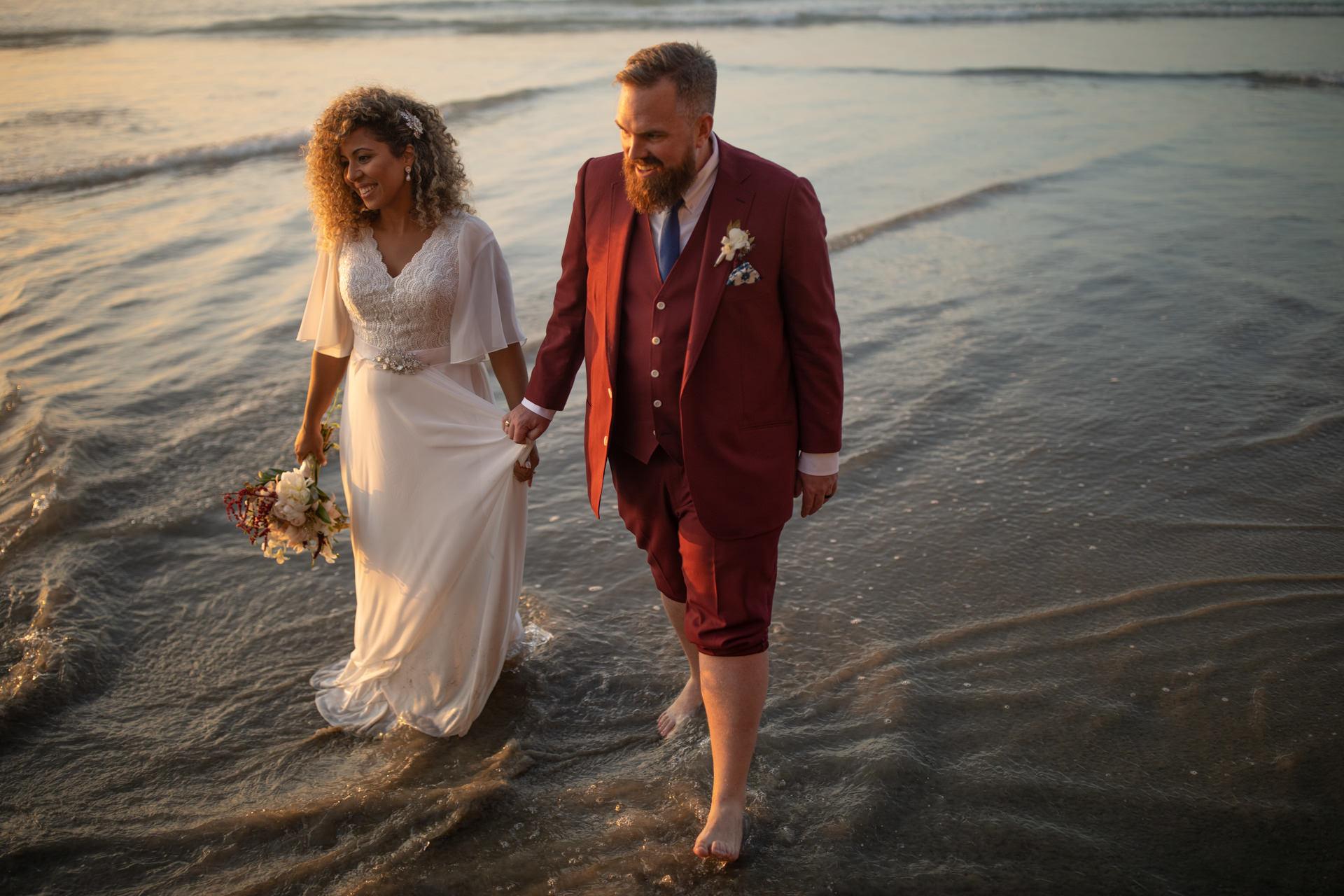 Gerusa Eric La Jolla San Diego Beach Wedding by Faces Photography