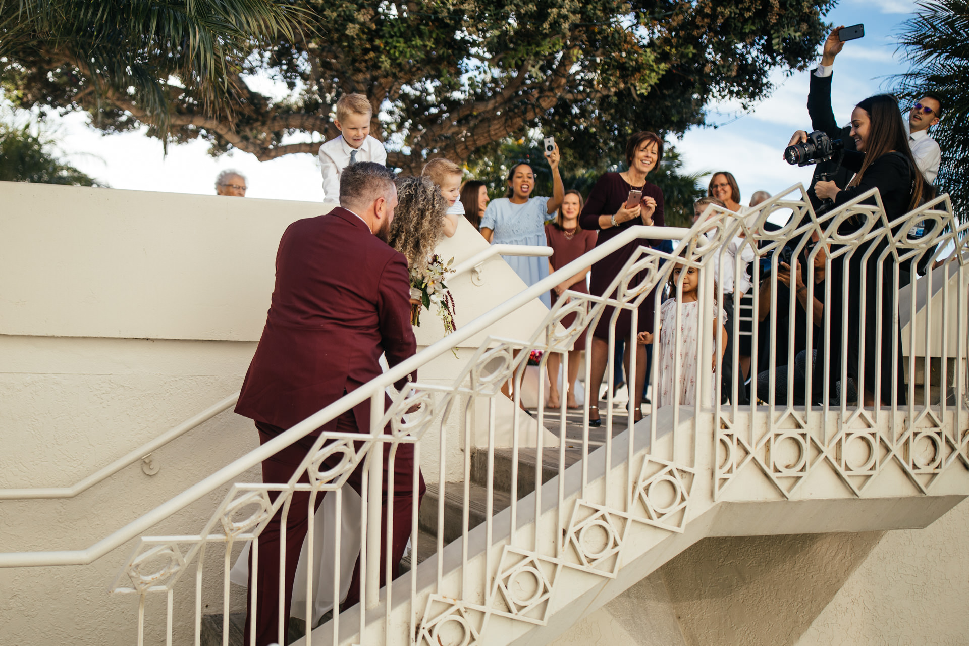 Gerusa Eric La Jolla San Diego Temple Wedding by Faces Photography