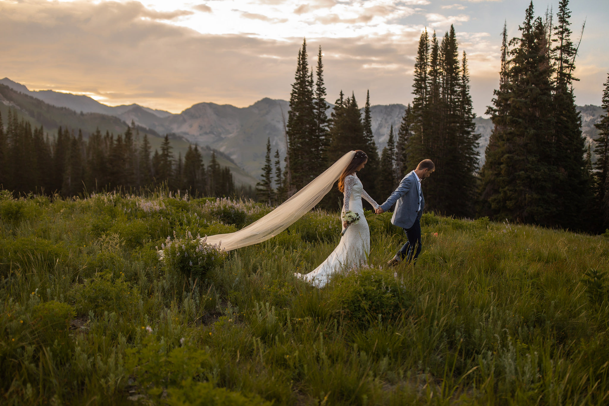 Planning a Destination Mountain Wedding