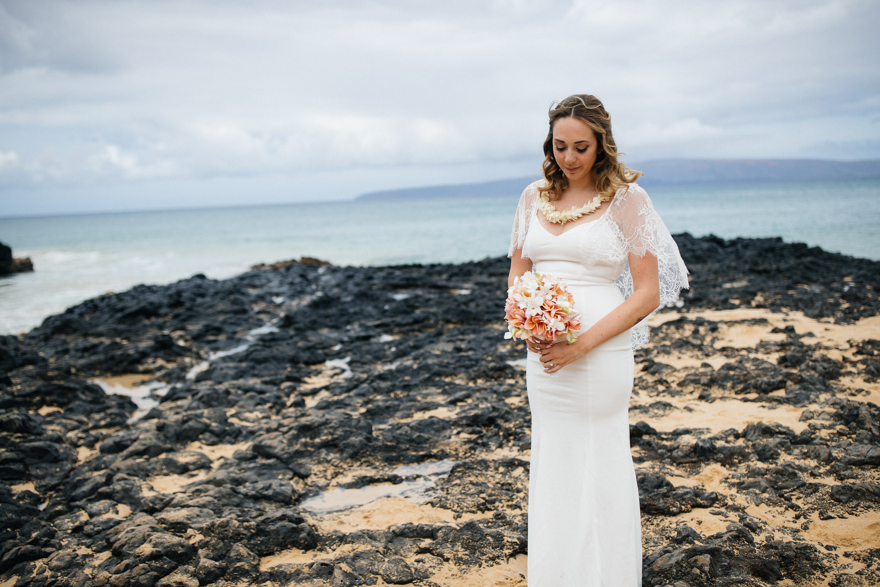Bridal Portraits Maui Hawaii
