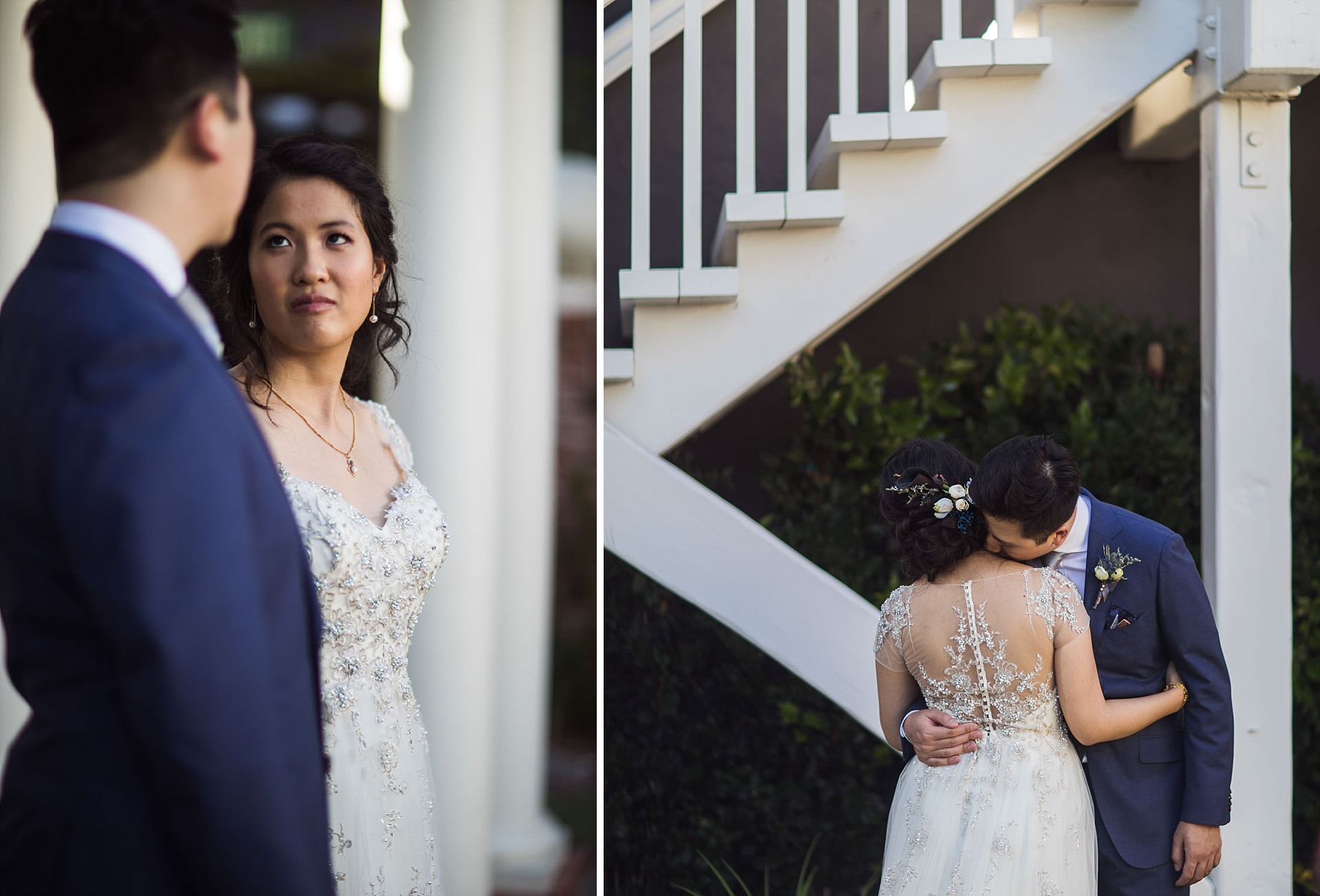Newport Beach Wedding Portraits