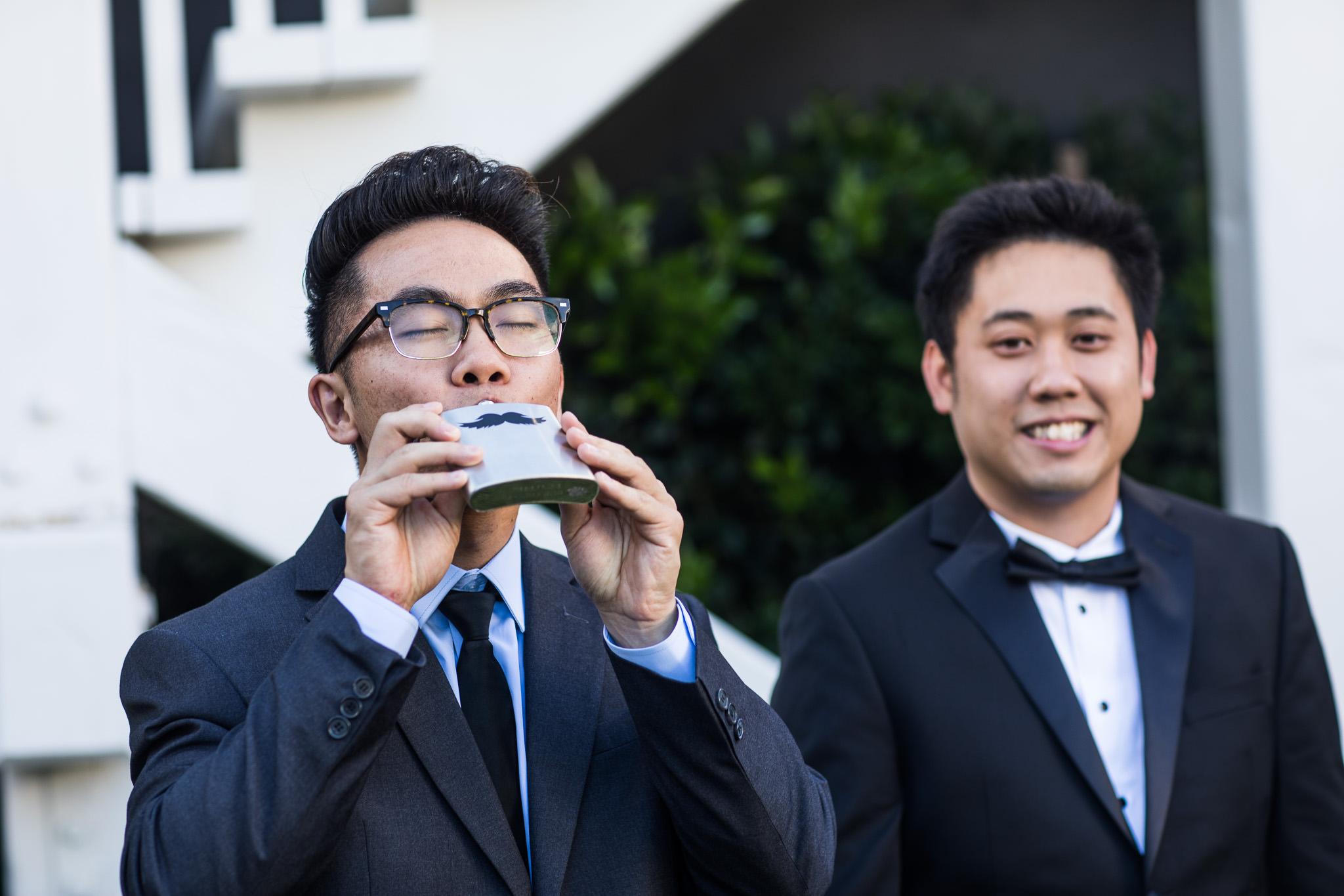 Newport Beach Wedding Details