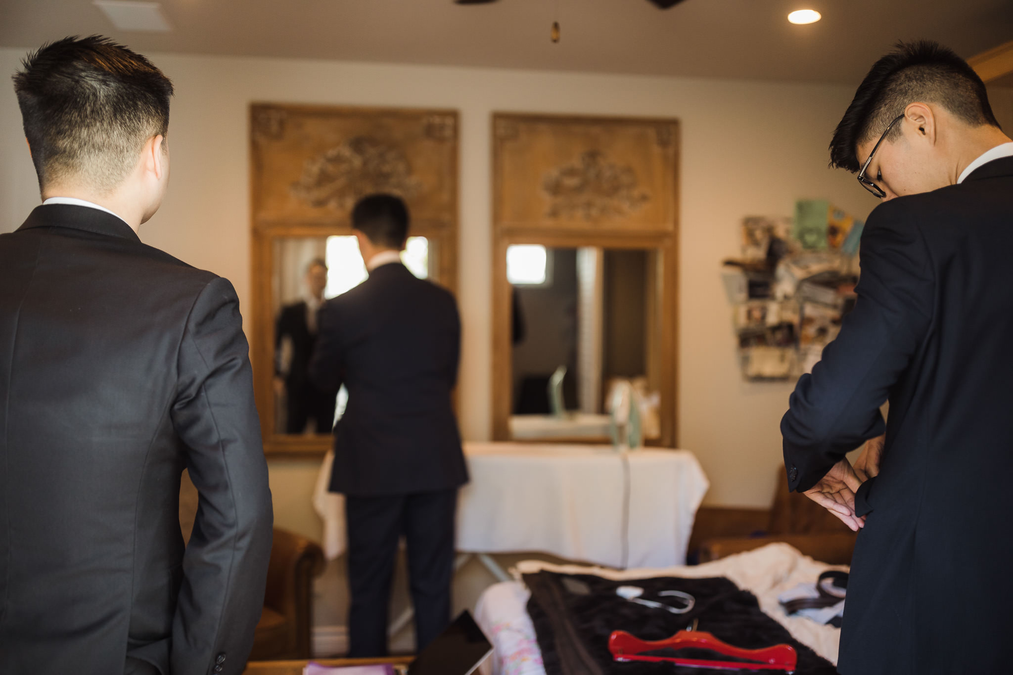 Newport Beach Groom Portraits