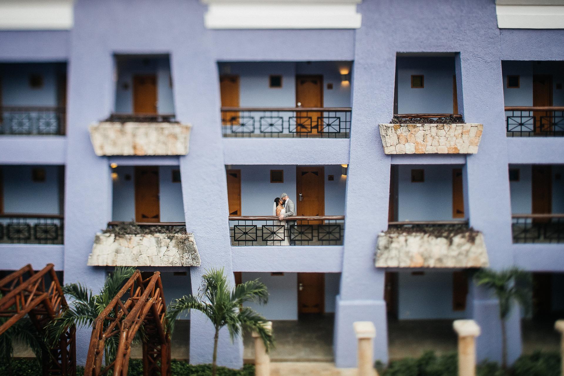 Playa Del Carmen Hotel Wedding