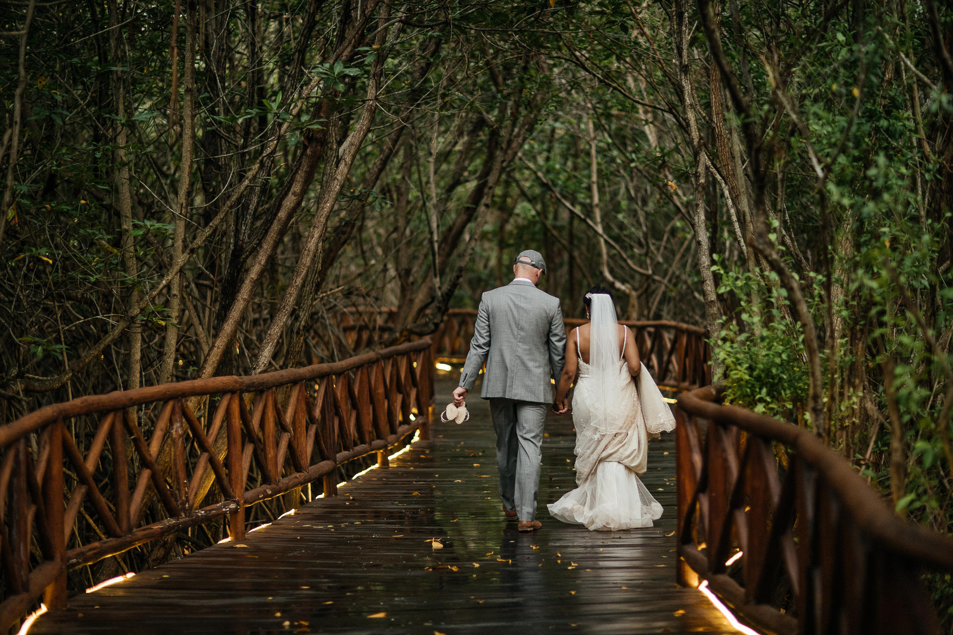 Wedding Portraits Cancun Mexico