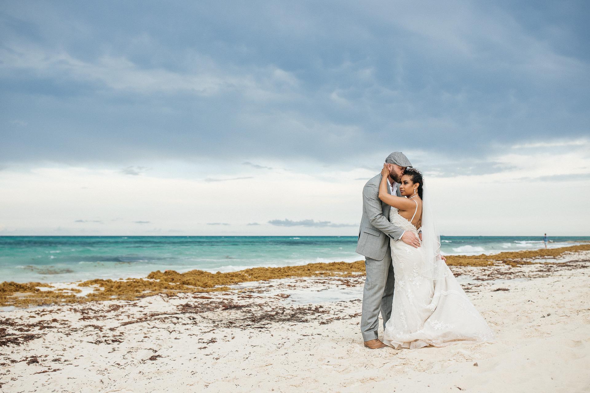 Cancun Mexico Beach Wedding