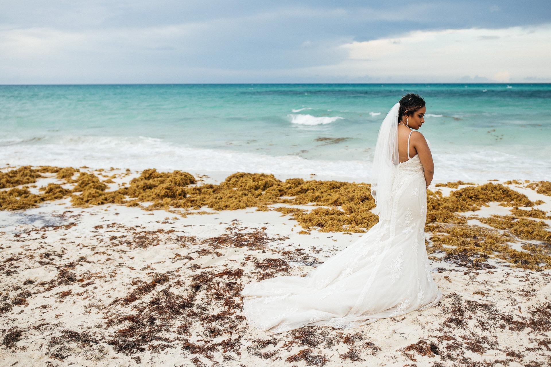 Bridal Portraits Playa Del Carmen