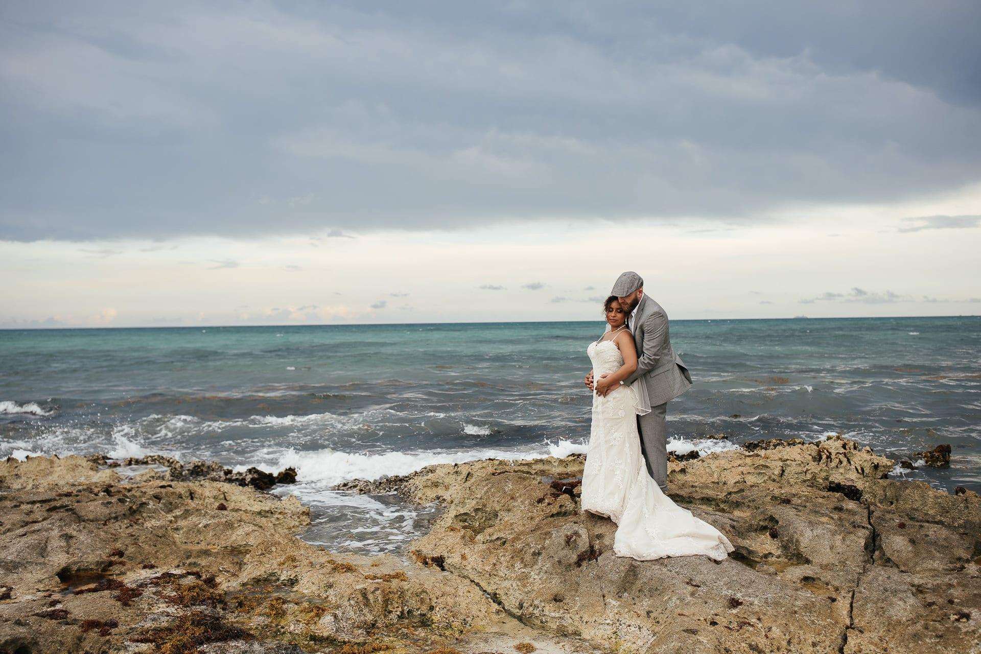 Wedding Portraits Playa Del Carmen