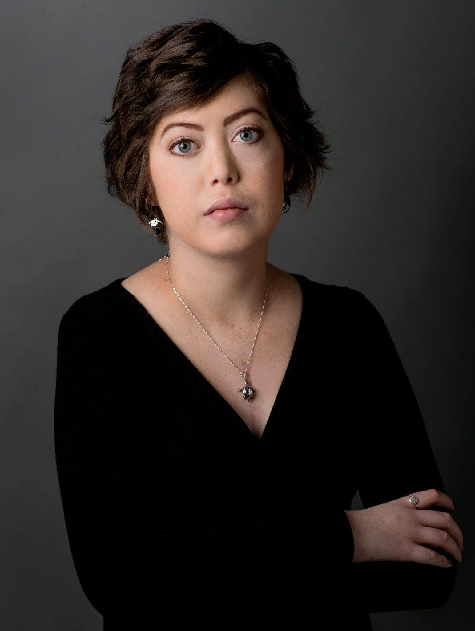 Katy Cancer Portrait