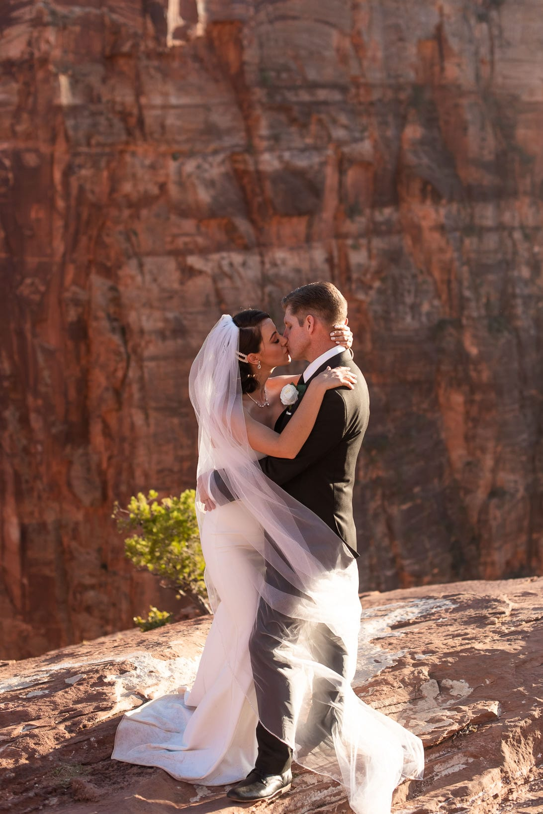 Couple Portraits and Zion National Park