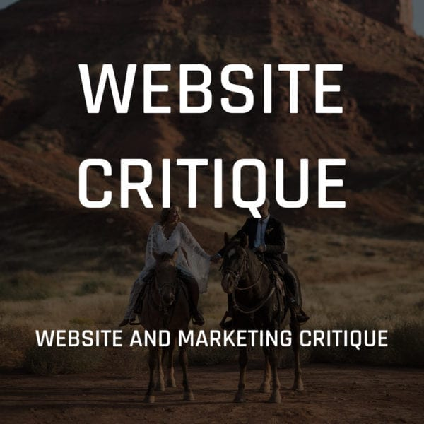 WebsiteCritique