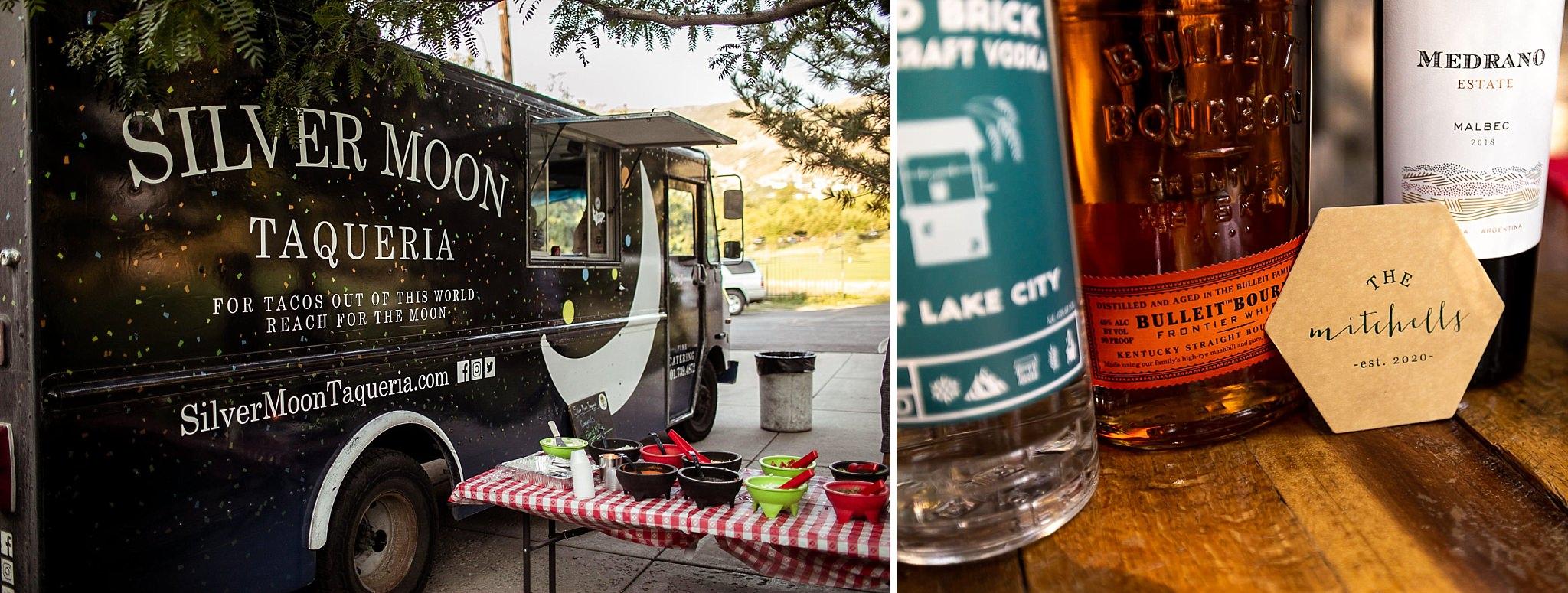 Wedding Details Taco Truck