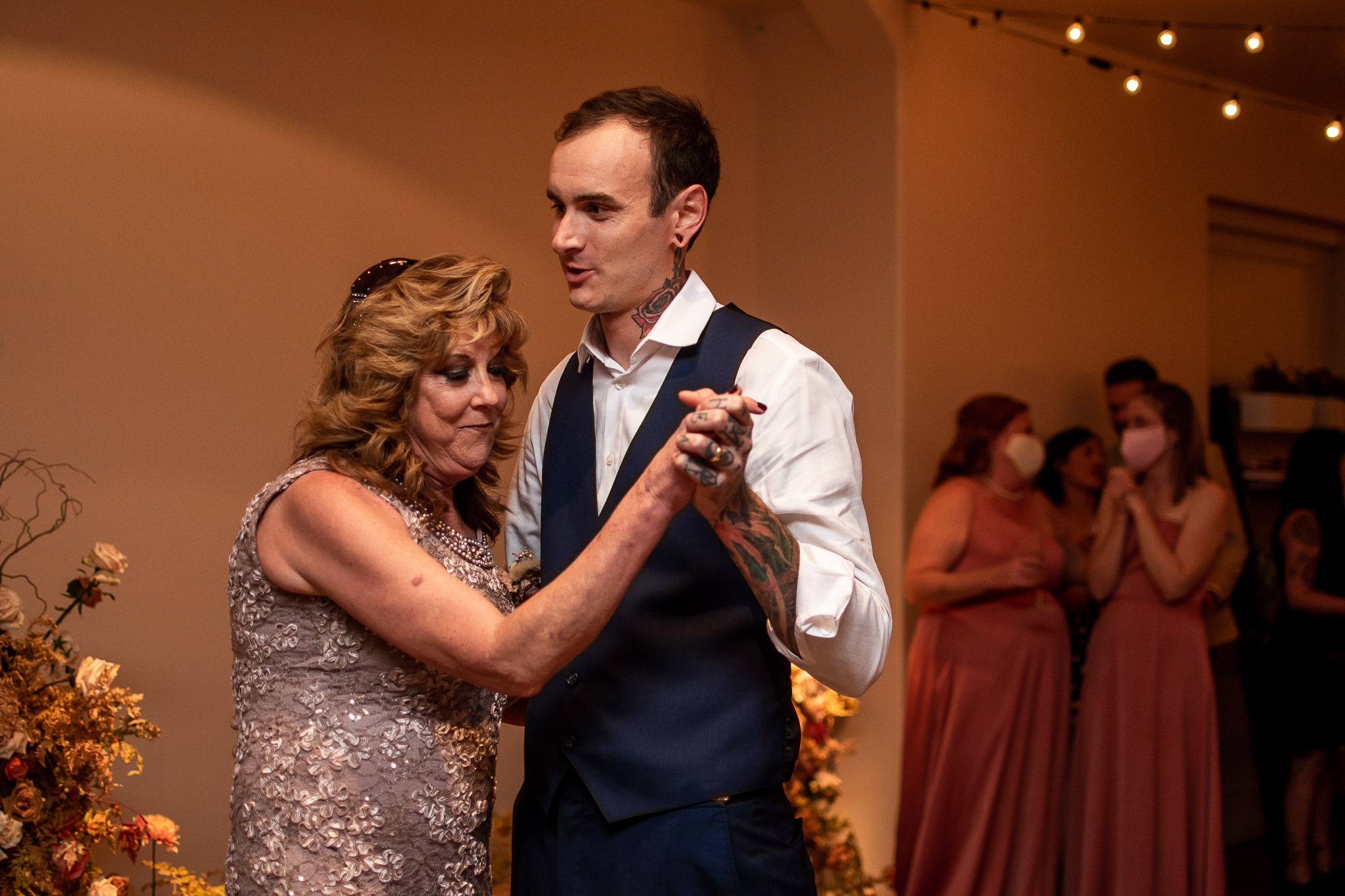 Froom and Mother Dance